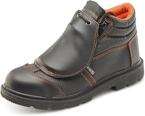 B-Click Footwear Metatarsal Safety
