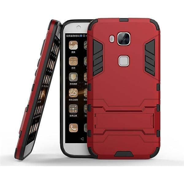 Funda Huawei G8 / G7 Plus, CHcase 2in1 Armadura Combinación A ...