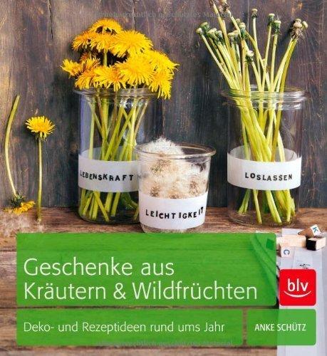 Geschenke aus Kräutern und Wildfrüchten: Deko- und Rezeptideen rund ums Jahr von Anke Schütz (15. Juni 2013) Gebundene Ausgabe