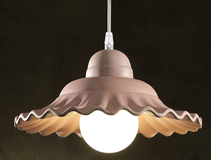 onli - Lámpara de techo lámpara Agnese. Casquillo E27 ...