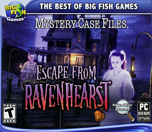 Mystery Case Files Escape from Ravenhearst Diabolical Box