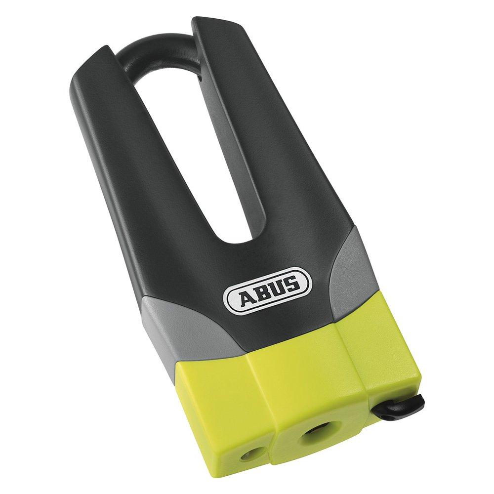 Abus Granit Quick 37//60 Mini Yellow Disc Lock 53//11mm