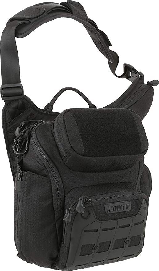 Maxpedition WOLFSPUR Crossbody Shoulder Bag Grey