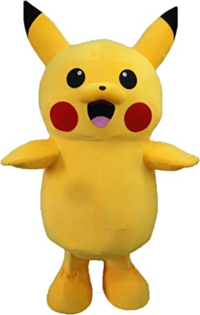 Amazon.com: Aris Pikachu disfraz para la venta Pikachu traje ...