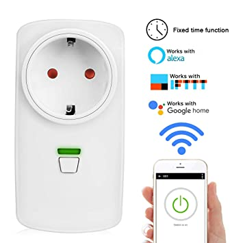 Wifi Smart Steckdose Wlan Intelligente Plug Zaeel Intelligente