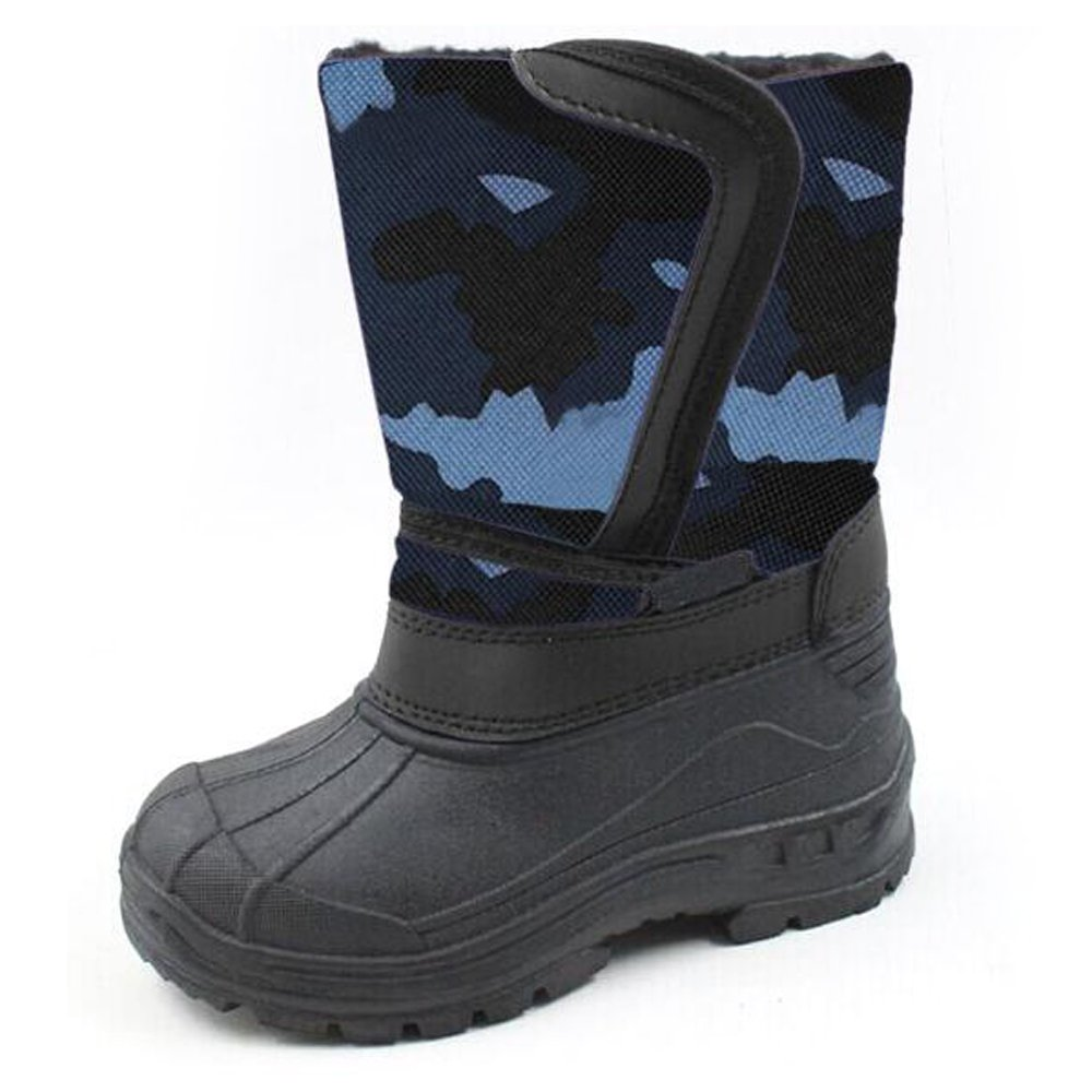 1319 Blue Camo Big Kid 6