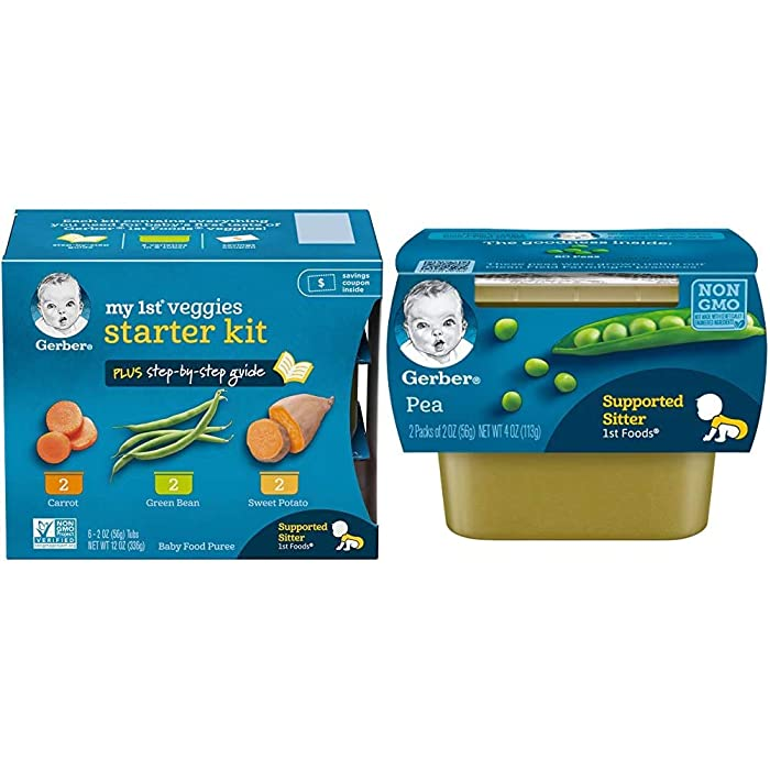 The Best Gerber Step 2 Baby Food