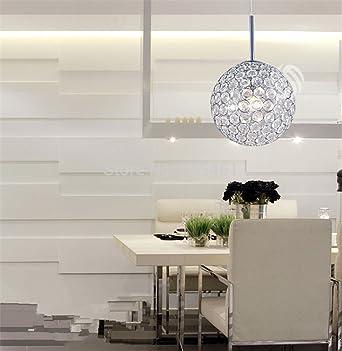 Pc2 Pc Pendelleuchte Acryl Kugel Lampe Licht Schlafzimmer Moderne  Restaurant Beleuchtung Lila/Weiß Hängenden Ball