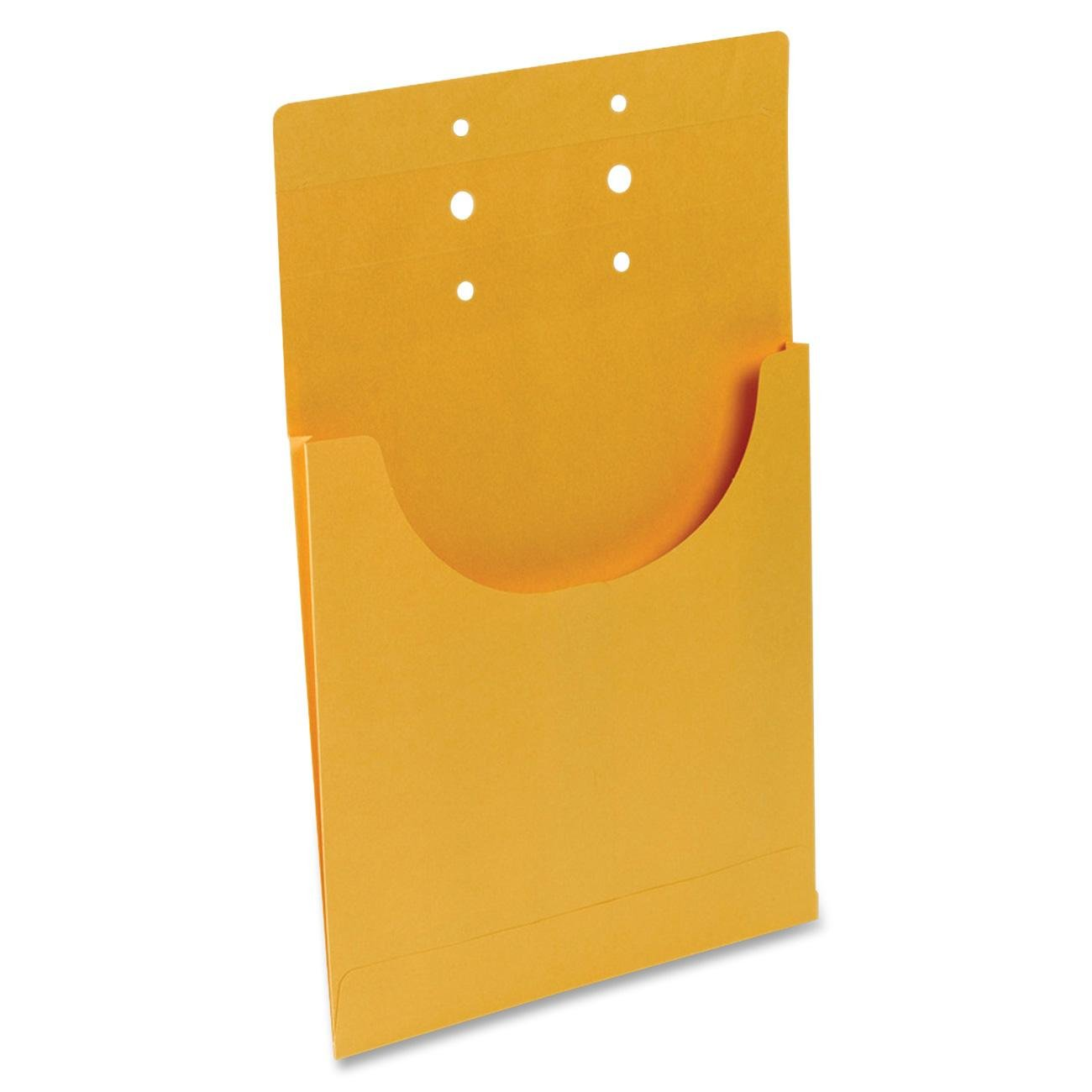 BSN15700 - Business Source Kraft Classification Pocket by Business Source
