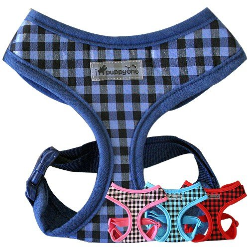 Image of IPuppyone Adjustable Dog Soft Harness