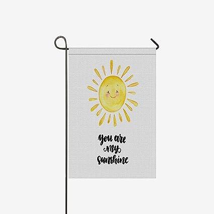 Amazon Interestprint Valentine Love Quotes You Are My Sunshine