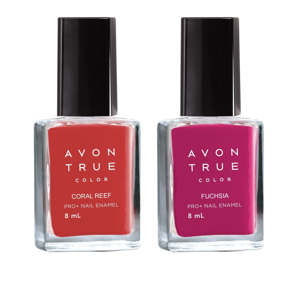 Avon True Color Pro+ Nail Enamel