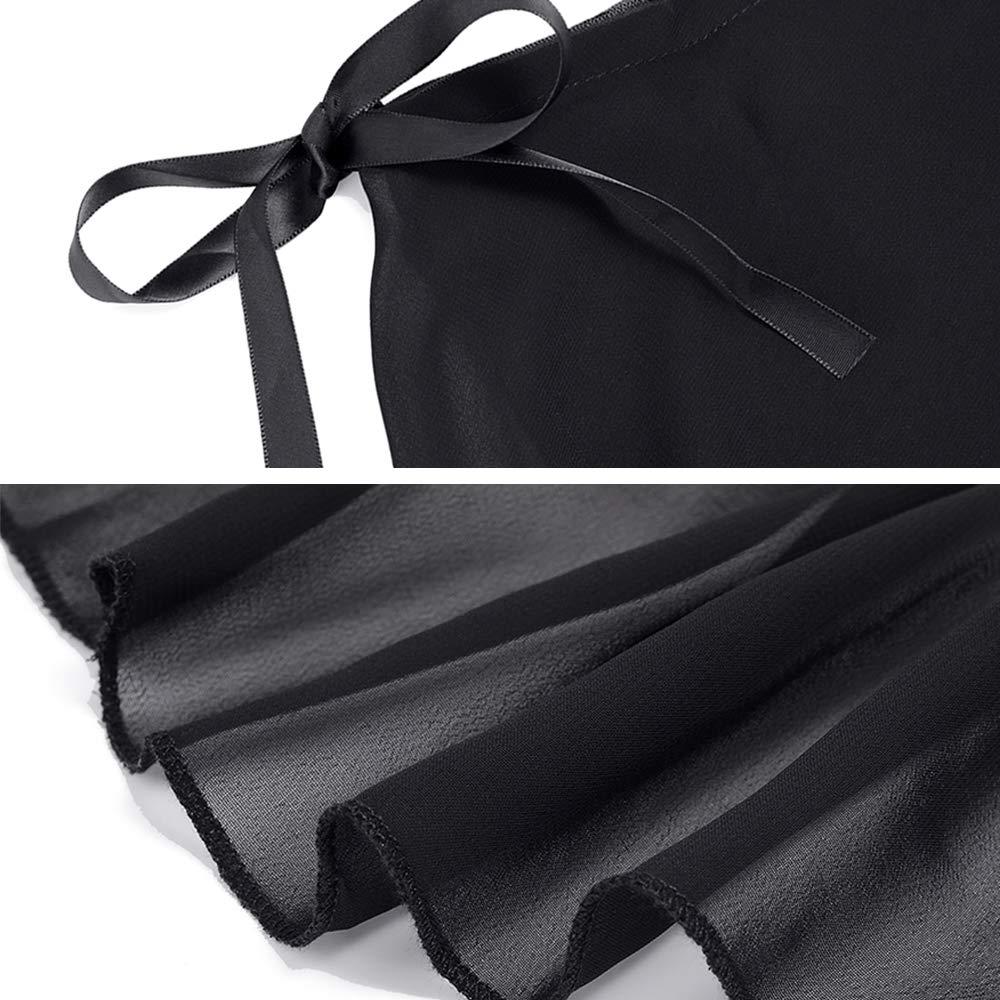 STELLE Ballet//Dance Chiffon Wrap Skirt for Toddler//Girls//Women with Tie Waist