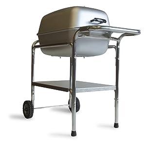 PK Grills The Original PK Grill & Smoker, Classic Silver (PK99740)