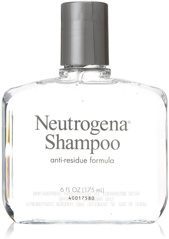 Neutrogena Anti-Residue Shampoo 6 oz (Pack of 4) by Neutrogena