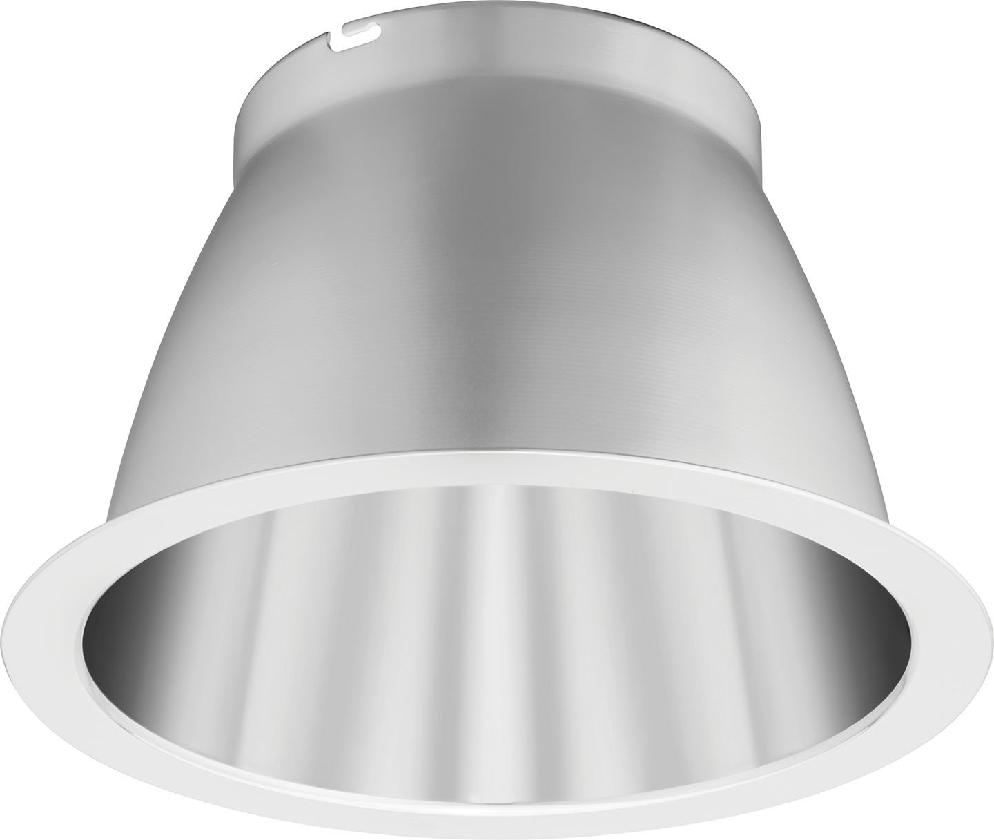 Lithonia Lighting LO6AR LD LDN 6-Inch Open Matte-Diffuse Clear LED Downlighting Trim