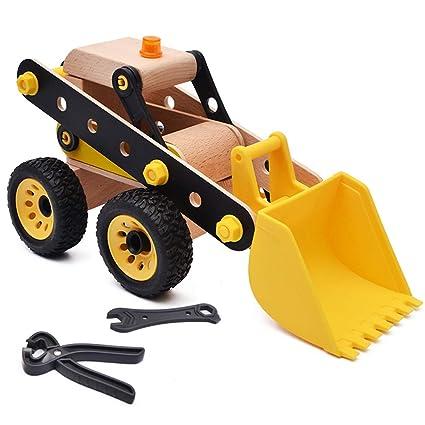 Amazon.com: Juguete Jellydog, juguete para llevar, 52 piezas ...