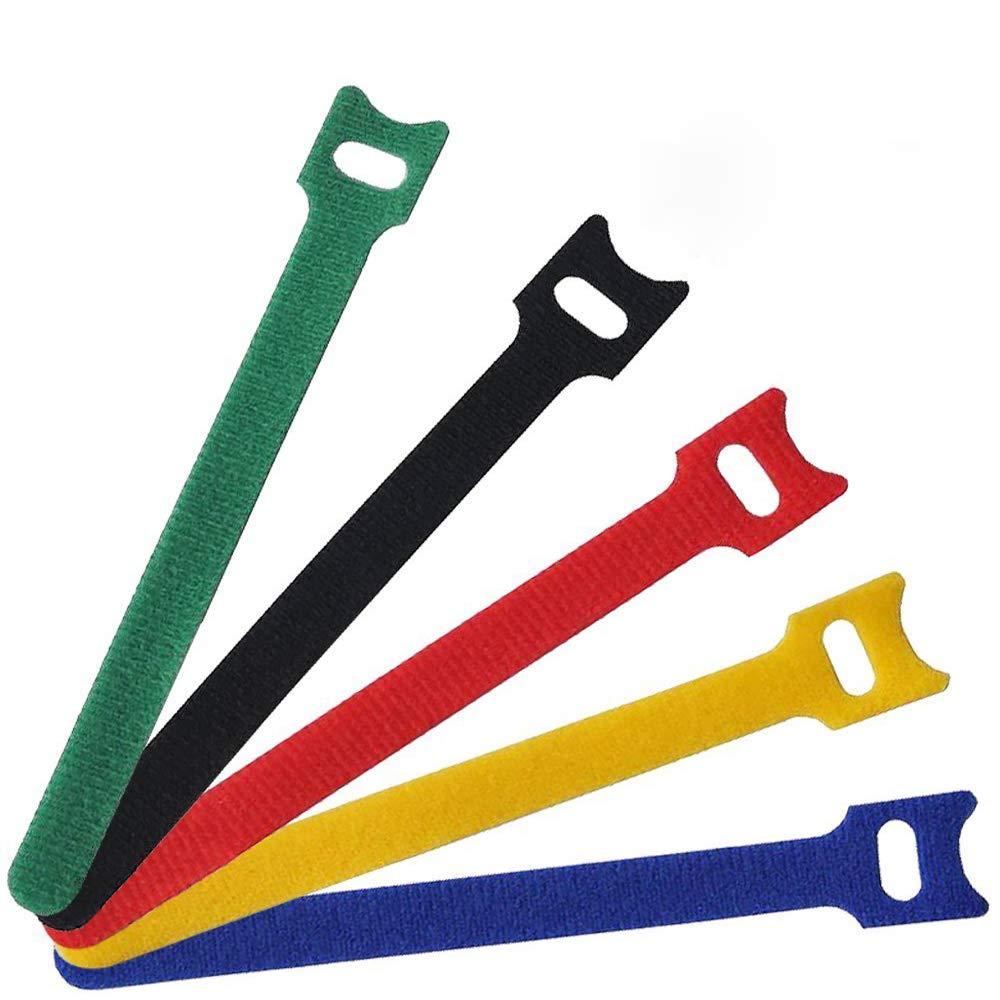 Correas de cable reutilizables de microfibra para sujetar correas ...