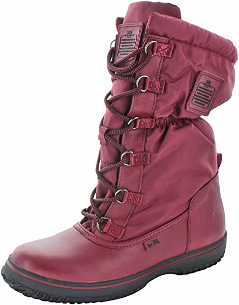 best cheap dd860 9defb coach sage womens nylon cold weather hiking snow  boots w - muhasebeft.com 935cbc9f2e