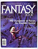 Fantasy Book Illustrated Fantasy Fiction March 1985