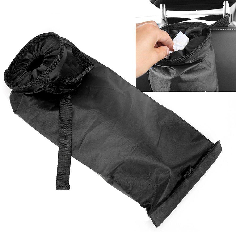 Adjustable Car Seat Back Storage Bag Organizers Hanging Bags Stowing Tidying Luggage Holder Pocket Trunk Organizer Nylon
