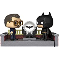Funko Pop! Movie Moment: Batman 80th w/ Light up Bat Signal