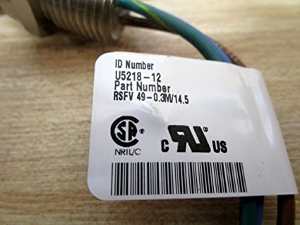 RSF10603M145NPT NEW IN BOX TURCK ELEKTRONIK RSF 106-0.3M//14.5//NPT