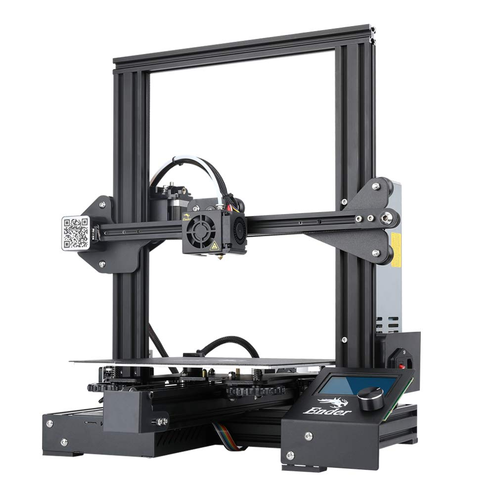 Creality Ender 3 Pro 3D Printer with Magnetic Build Surface Plate