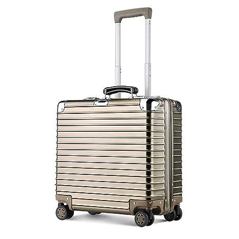 LNNUKc Hermoso y fácil de Usar Maleta de Viaje pequeña for ...