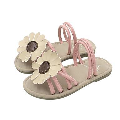 fa3da7dd5e67 Amazon.com  Baby Girls Sandals