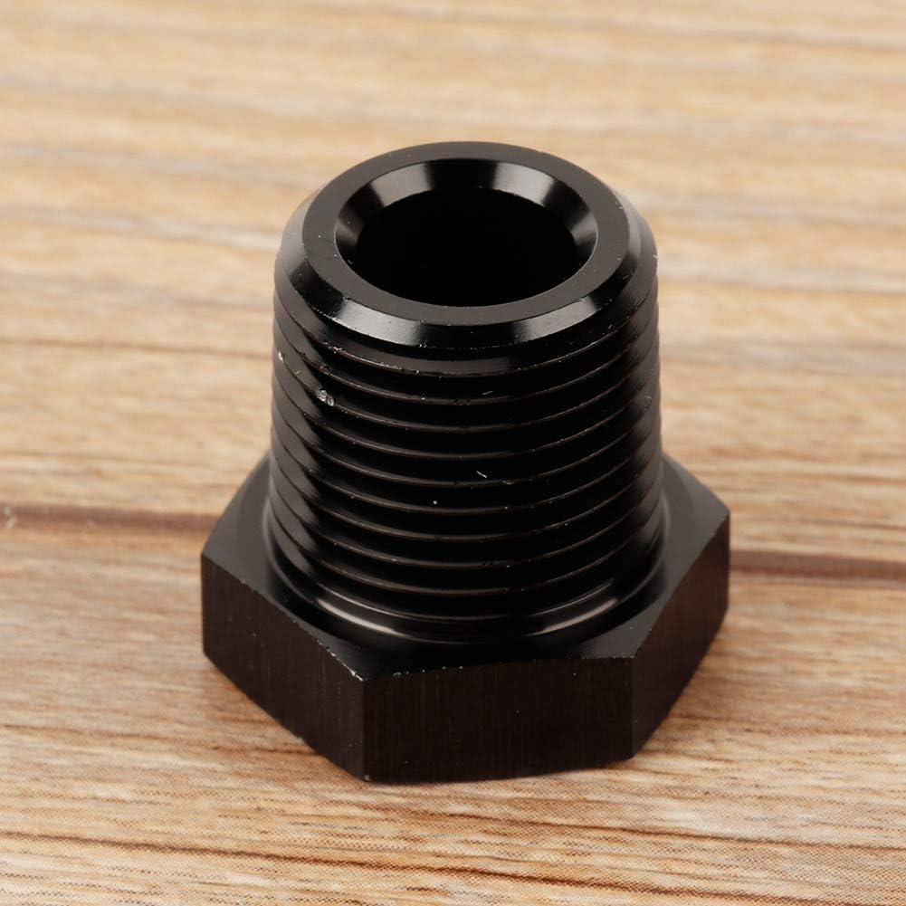 3//8  NPT-Stecker auf 1//8  NPT-Buchse Adapter f/ür Reduzierverschraubung Adapter f/ür Buchsenlehre Aramox Reduzierrohr Verschraubung