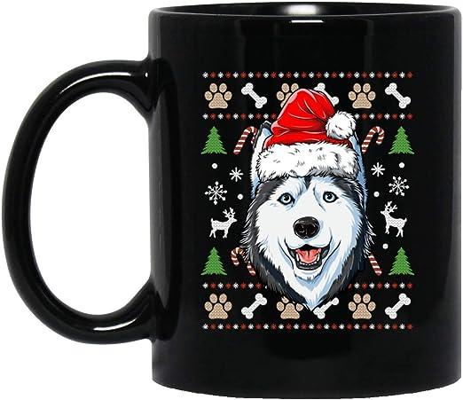 Personalised Santa Hat Mug Christmas Gifts Kids Girls Boys Xmas Gifts Presents