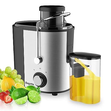 Amazon.com: DEENKEE Extractor de zumo compacto de frutas y ...