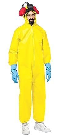 Amazon.com: Authentic disfraz de Breaking Bad para Walter ...
