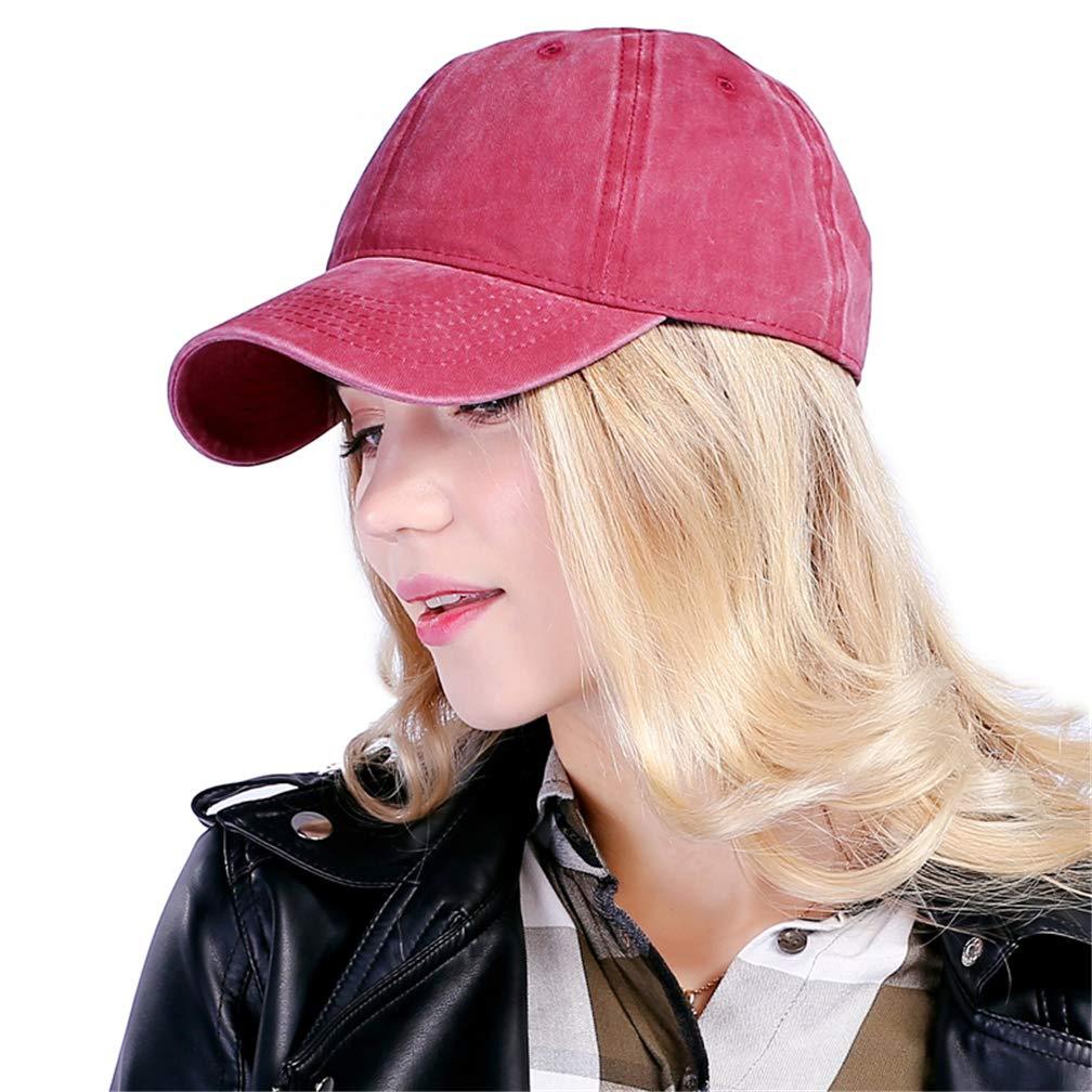 Berretto da Baseball Cappello retr/ò Uomo Donna Ragazze Ragazzi Cappellini Sportivi AUPUMI Cappellini da Baseball Unisex
