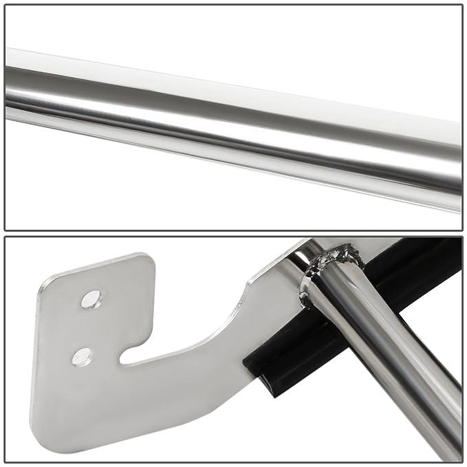 Amazon.com: For FJ Cruiser Front Bumper Protector Brush Grille Guard (Chrome): Automotive