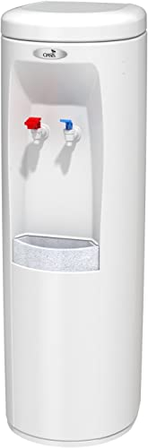 Oasis Atlantis Series Bottle-Free Water Cooler – Hot N Cold – White – White