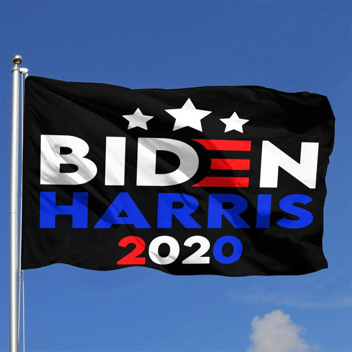 LONGPAIHoodie Biden Harris 2020 Flag 4x6 Ft Garden Flag Outdoor Flag Banner Breeze Flag Home House Flags
