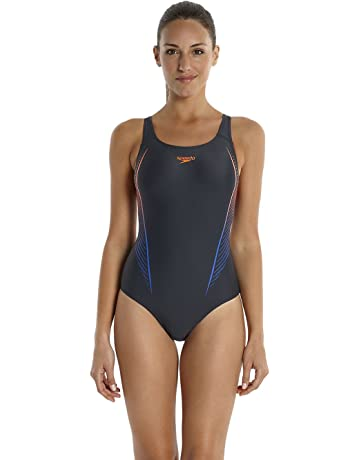 a1132d19a9ee Trajes de baño para competición para mujer   Amazon.es