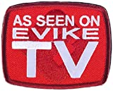 Evike Promotional ''As Seen on Evike TV'' IFF Hook and Loop Morale Patch - (36254)
