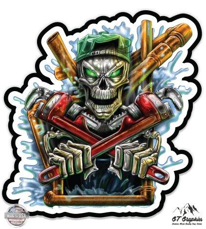 Plumber Skeleton - 3