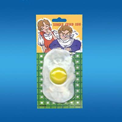 Fake Fried Egg: Toys & Games