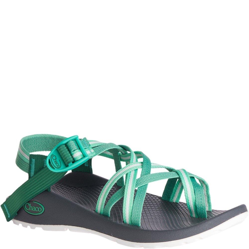 Chaco Women's ZX2 Classic Athletic Sandal B0721LT81V 6 B(M) US|Varsity Pine