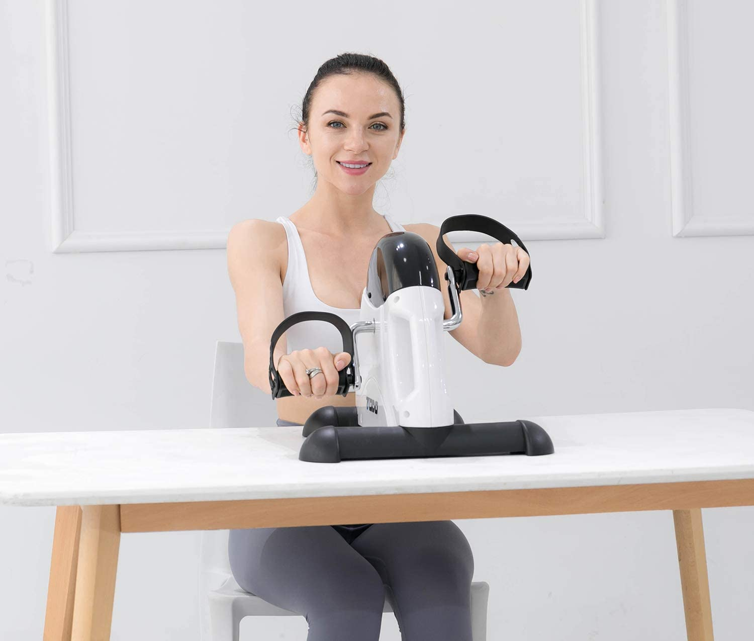 TODO Pedal Exerciser with Girl
