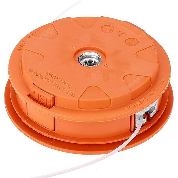 Oregon 106504E Duoline - Hilo para recortadora (3 mm x 120 m ...