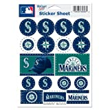"Seattle Mariners Official MLB 5""x7"" Sticker Sheet by Wincraft"