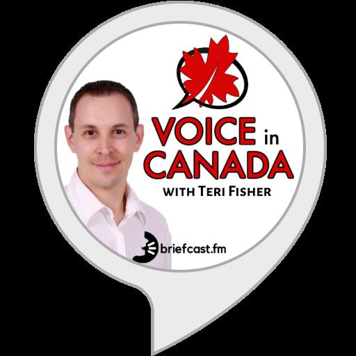 Voice in Canada Flash Briefing