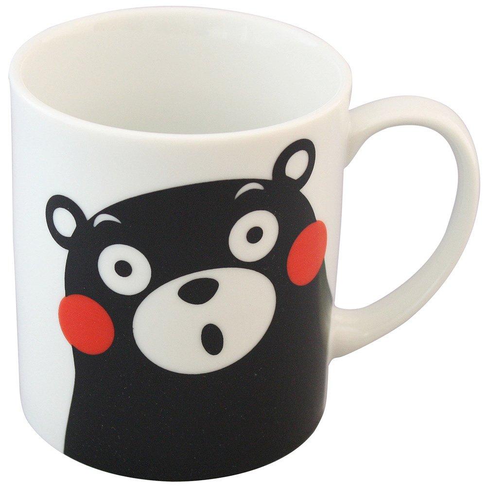 Kumamon mug up 50 754 (japan import) 50754