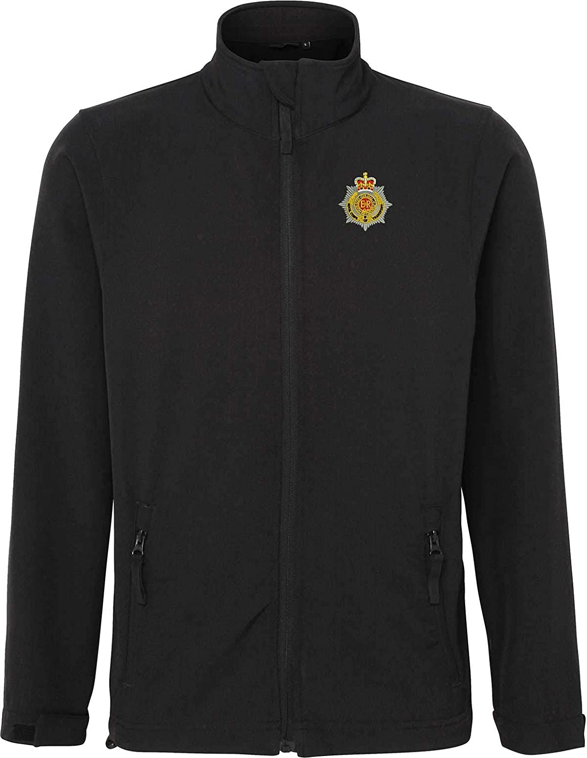 Embroidered Softshell Jacket Military Online Royal Corps of Transport RCT Army