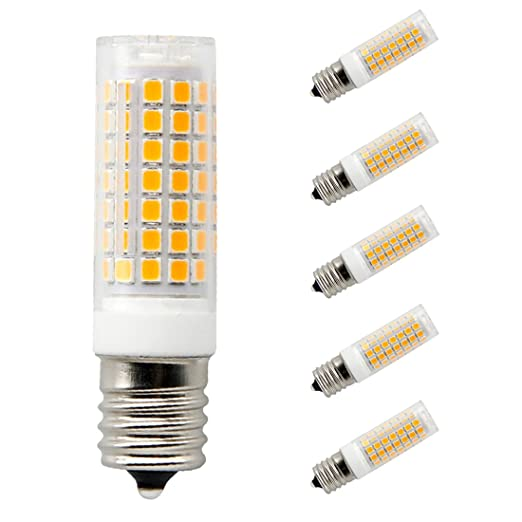 LED E17 Base bombilla 8,5 W Microondas Horno 8,5 W E17 Base ...